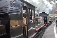 Two Puffing Billy's