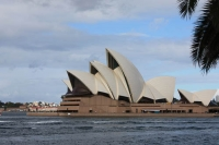 Opera House Across the Harbour